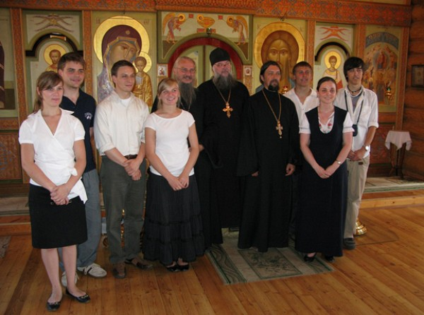 Fund for Assistance to the ROCOR - Mission Trip to Moscow