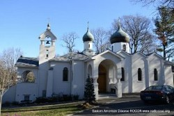 St Seraphim of Sarov church in Sea Cliff, NY.<br/>Location of the St Herman's conference 2013.