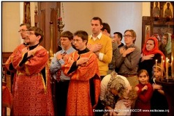 Traditionally, many participants <br/>take Communion during the conference.