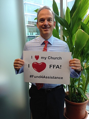 FFA president Mark Selawry
