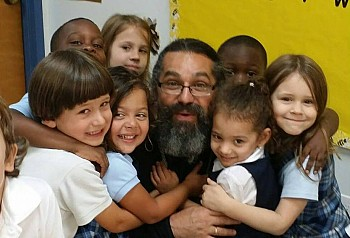 If you can't help Fr. Demetrio, he will have to leave Paideia Classical Academy students.